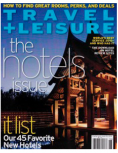 Travel and Leisure June 2010